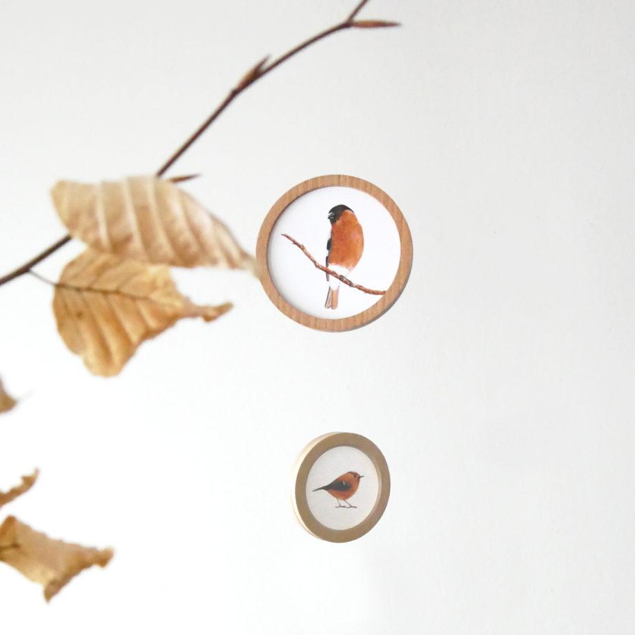 Lumenqi_runde Bilderrahmen aus Holz_Mobilee_1